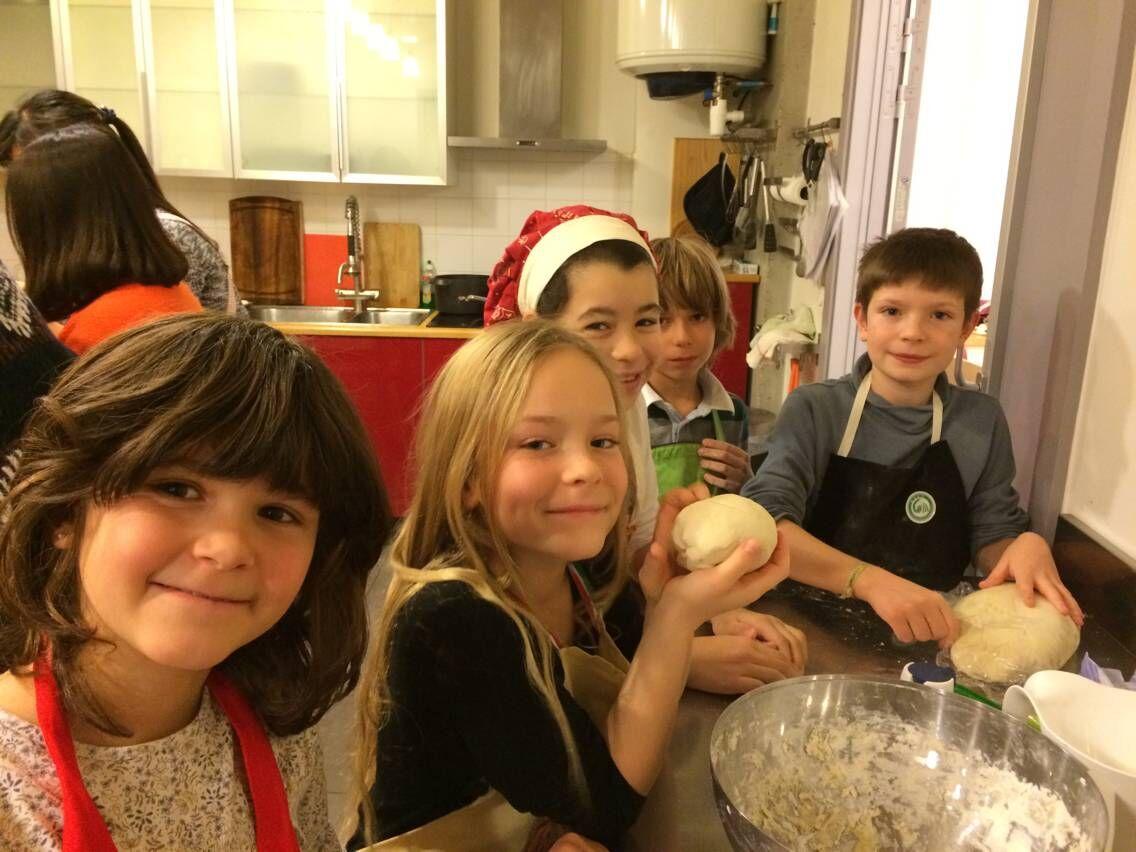 nouvelle - cours de cuisine chinoise pour enfants – un jeu d